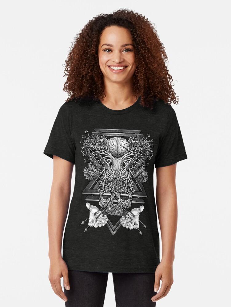 Alternative Ansicht von Winya Nr. 57 Vintage T-Shirt