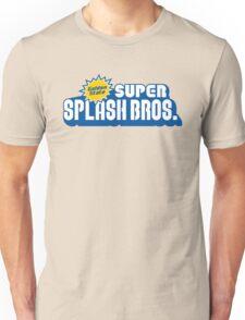 Super Splash Bros. Unisex T-Shirt