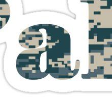 Ya'll - It's A Southern Thing (Camo) Sticker