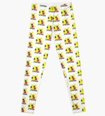 Decentralize All The Things - Ethereum Fan Leggings
