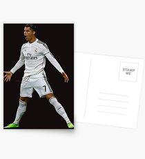 CR7, Cristiano Ronaldo, Cristiano, Ronaldo, oro, portugal, 7 Postcards