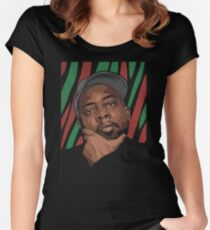 Phife Dawg Women's Fitted Scoop T-Shirt
