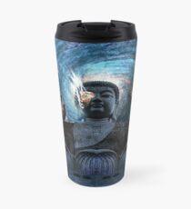Cyborg Buddha Travel Mug
