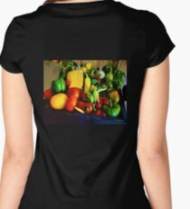 Carting Home the Prize Women's Fitted Scoop T-Shirt