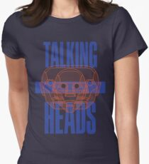 Talking Heads Alt. Fitted T-Shirt
