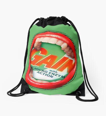 Cosmic Scream II Drawstring Bag