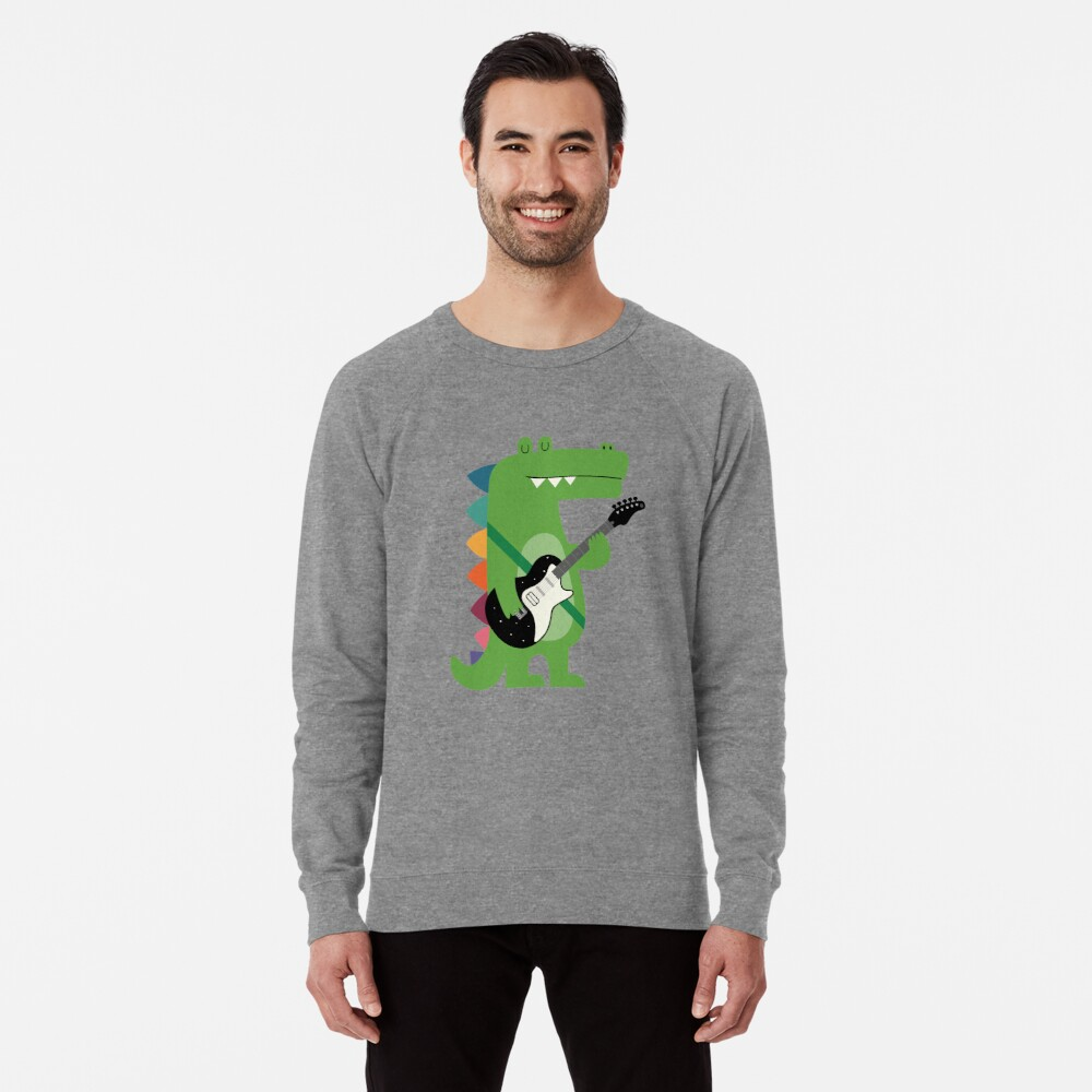 Croco Rock Lightweight Sweatshirt