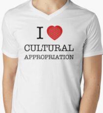 I Love Cultural Appropriation Men's V-Neck T-Shirt