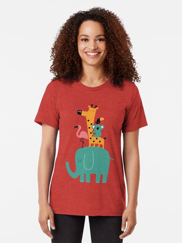 Alternative Ansicht von Weitergehen Vintage T-Shirt