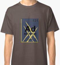 Adamantium Periodic Table - X23 Classic T-Shirt