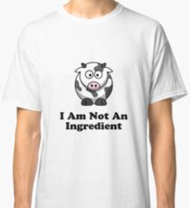 Ingredient Cow Classic T-Shirt