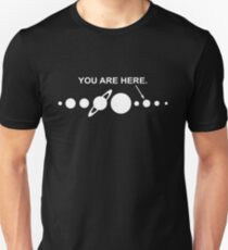 Earth - you are here T-Shirt
