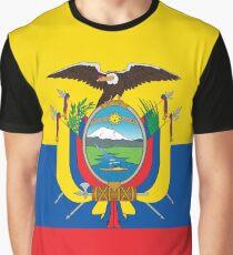 Ecuador Graphic T-Shirt