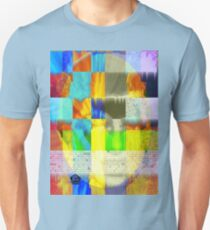 Colorful Expression Unisex T-Shirt
