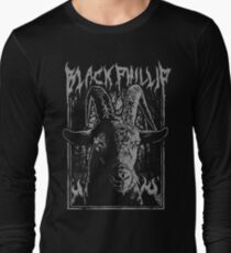 Black Metal Phillip T-Shirt