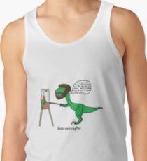 Bobrossiraptor Tanktop für Männer