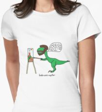 Camiseta entallada Bobrossiraptor