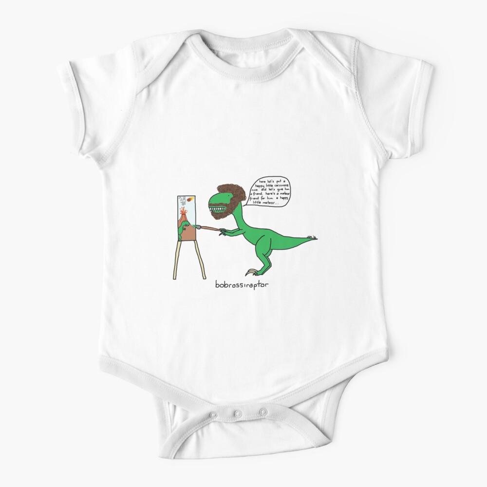 Bobrossiraptor Baby One-Piece