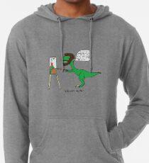 Bobrossiraptor Leichter Hoodie