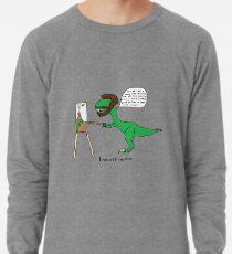 Bobrossiraptor Leichtes Sweatshirt