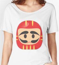 Daruma Women's Relaxed Fit T-Shirt