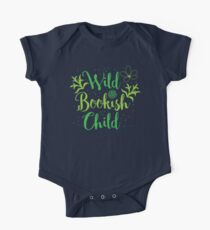 Wild bookish child One Piece - Short Sleeve