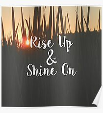 Inspirational Photography Poster