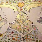 DOVES OF PEACE by Gea Austen