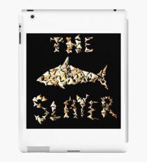 The Shark Slayer iPad Case/Skin