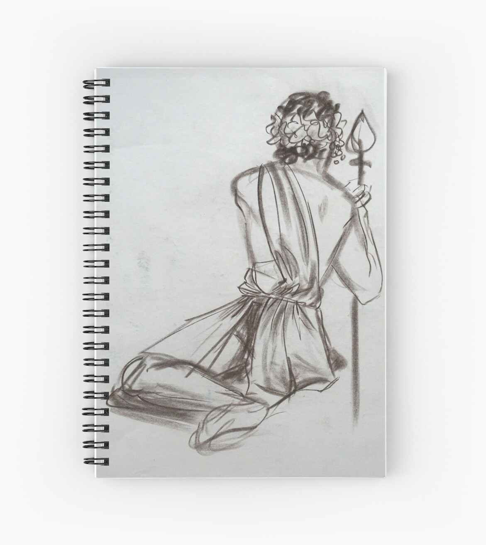 l'homme fine art print by Skitty Vasquez