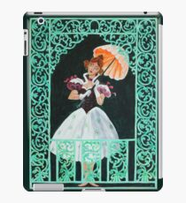 Tightrope Walk - The Haunted Mansion iPad Case/Skin