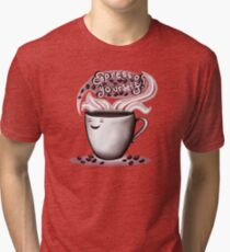 Espresso Yourself! Tri-blend T-Shirt