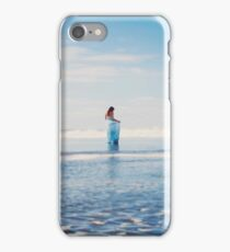 I've seen the ocean and I've seen the sky iPhone Case/Skin