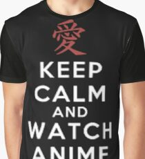 watch anime Graphic T-Shirt
