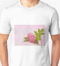 Hansa Rose And Buds  Unisex T-Shirt