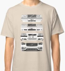 Volvo's Fab Four Chassis Classic T-Shirt