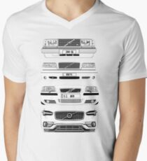 Volvo's Fab Four Chassis T-Shirt