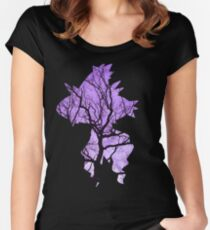 Mismagius used curse Women's Fitted Scoop T-Shirt