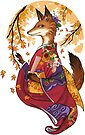 Maple Kitsune by Meredith Dillman