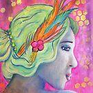 Persephone: Goddess of Spring by Anita Revel