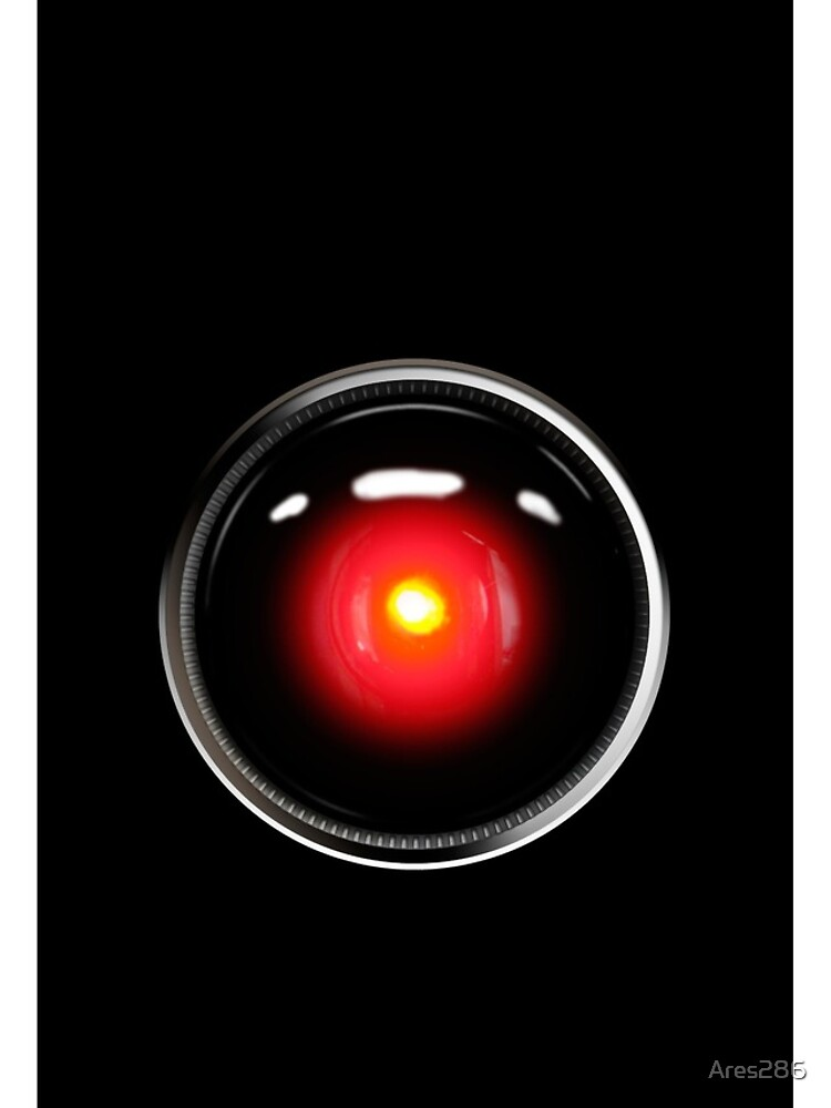 HAL9000 by Ares286