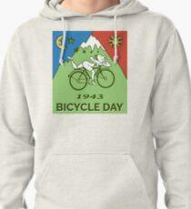Bicycle Day T-shirt - 1943 Vintage (Albert Hofmann LSD) Pullover Hoodie