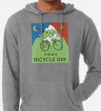 Bicycle Day T-shirt - 1943 Vintage (Albert Hofmann LSD) Lightweight Hoodie