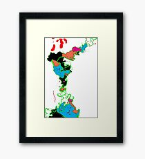 The Mighty Murray River Framed Print