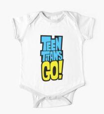 Teen Titans Go! Logo Kids Clothes