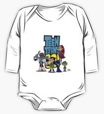 Teen Titans Go! One Piece - Long Sleeve