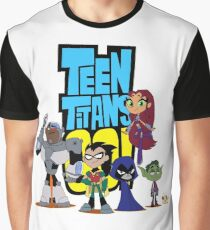 Teen Titans Go! Graphic T-Shirt