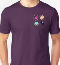 My little Pony - The Four Princesses of Equestria Cutie Mark V2 Unisex T-Shirt