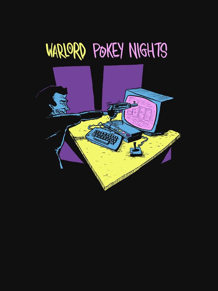 Warlord - Pokey Nights by nutikka