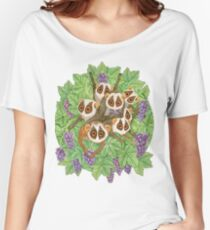 Monkey Loris Family Women's Relaxed Fit T-Shirt